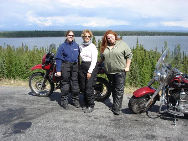 First Womens Tour Alaska Ladies