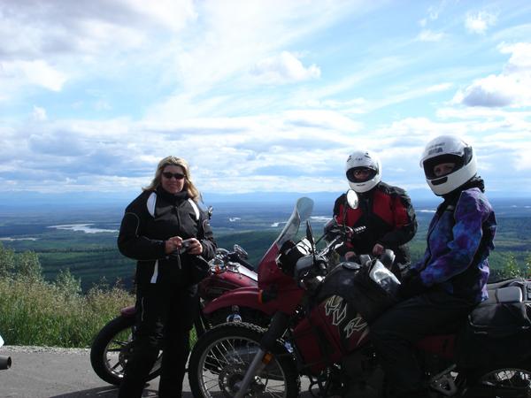 First Womens Tour Alaska View
