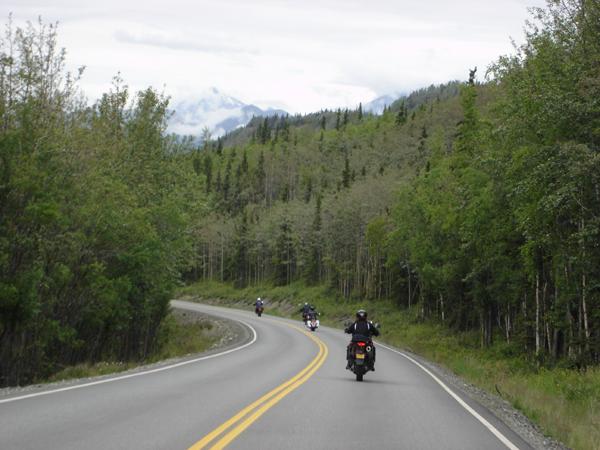 First Womens Tour Alaska Curves