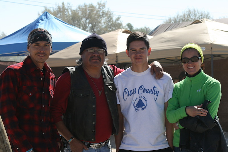 Backroads With Betsy Riding the Rez Part  1 Shiprock outdoor market