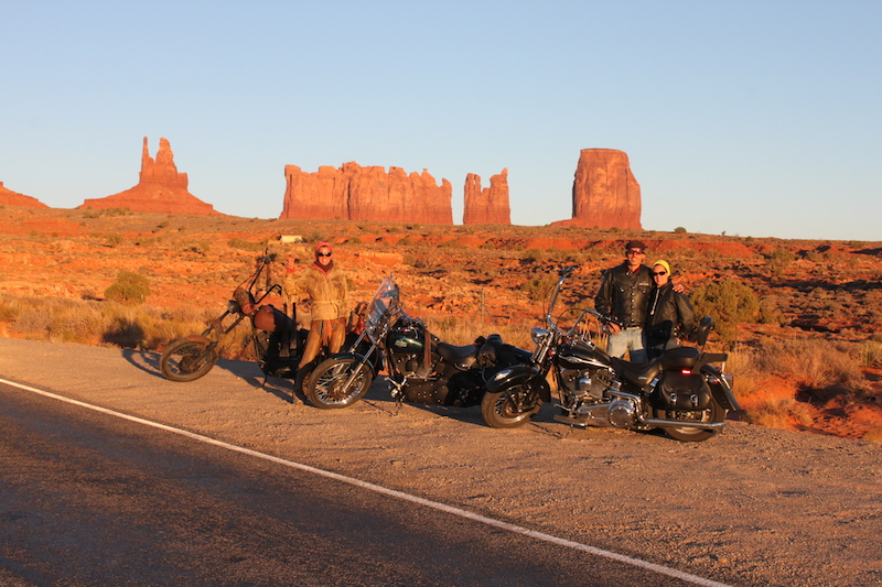 Backroads With Betsy Riding the Rez Part  1 Monument Valley Betsy Sunset