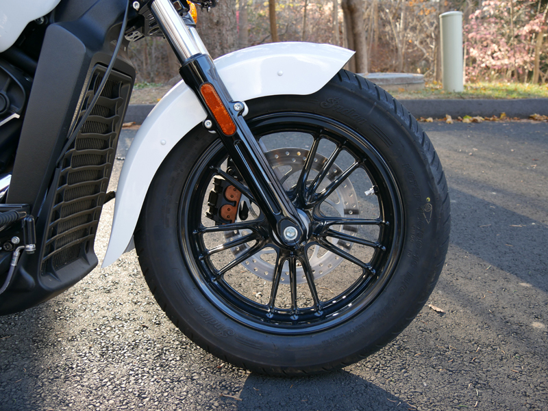 review 2016 indian motorcycle scout sixty cast wheel