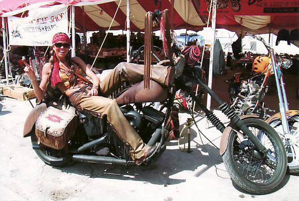 backroads with betsy zen lack of motorcycle maintenance rusty chopper