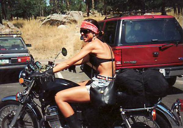 backroads with betsy zen lack of motorcycle maintenance honda