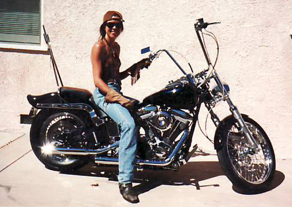 backroads with betsy zen lack of motorcycle maintenance softail new