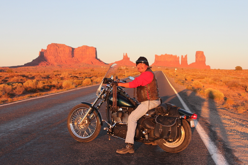 Backroads With Betsy Riding the Rez Part  1 Monument Valley William Yazzie