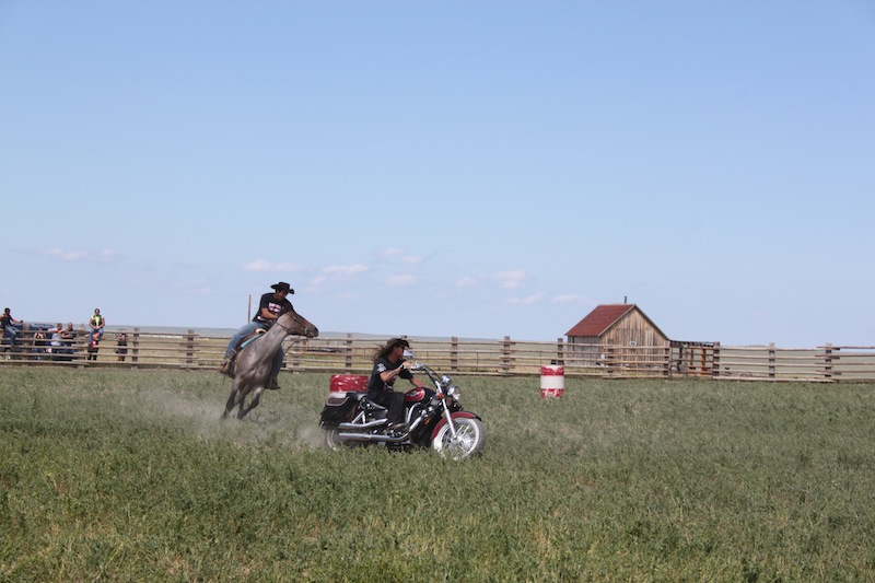 Backroads with Betsy Sturgis 2013 Barrel Racing
