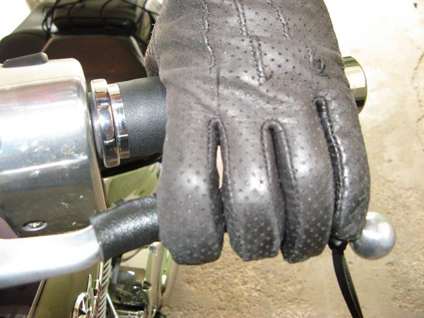 an uphill battle brake lever