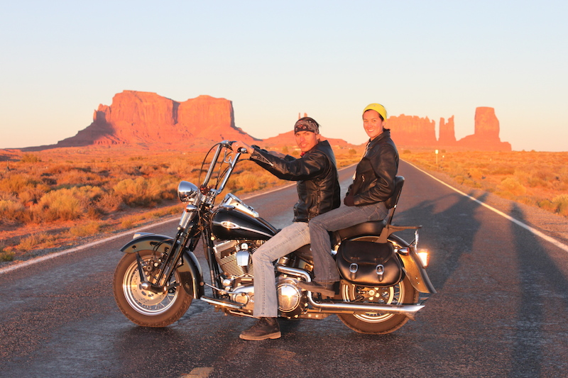 Backroads With Betsy Riding the Rez Part  1 Monument Valley Shaun and Melissa Martin