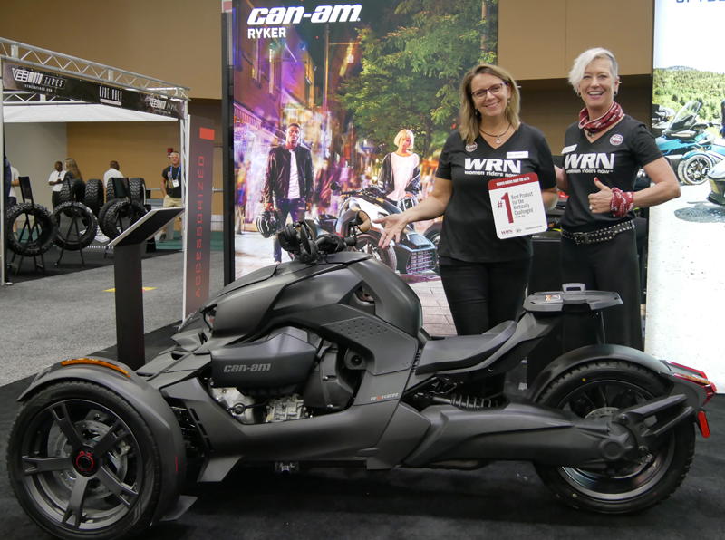 Women's Favorite Riding Gear, Products, and Accessories_CanAm Ryker