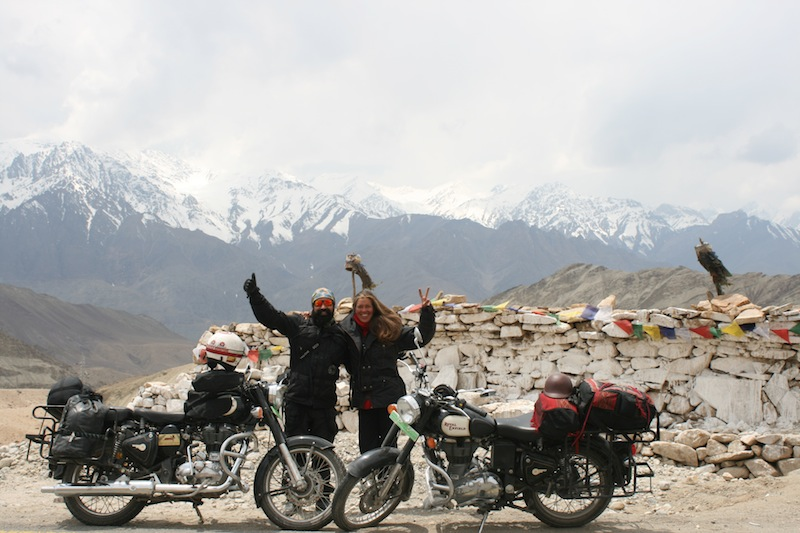 Backroads with Betsy Motorcycling in the Himalayas Buddhi Singh Chand