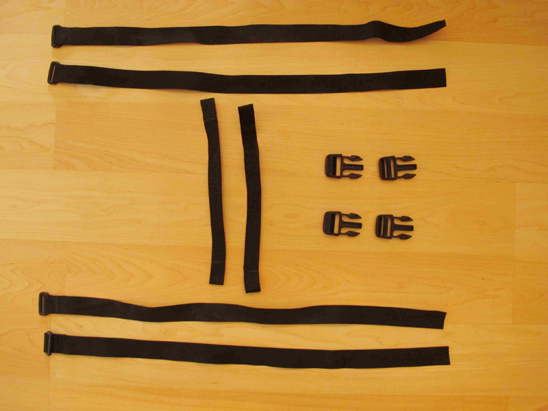 review wolfman expedition tank bag straps