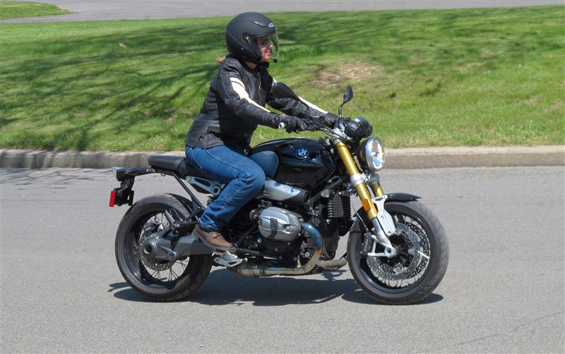 review 2016 bmw r ninet roadster riding