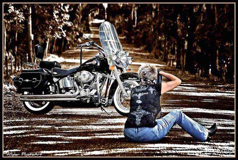How Harley-Davidson Motorcycles Saved My Soul Florida