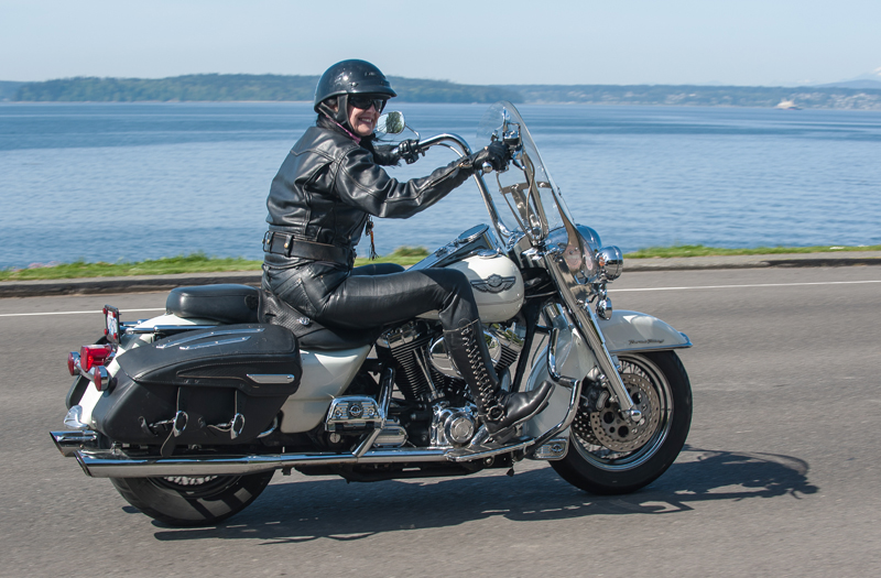 top 5 touring motorcycles women are riding now road king