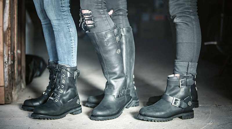 women riders now best picks favorite womens cruiser boots harley bremerton lace