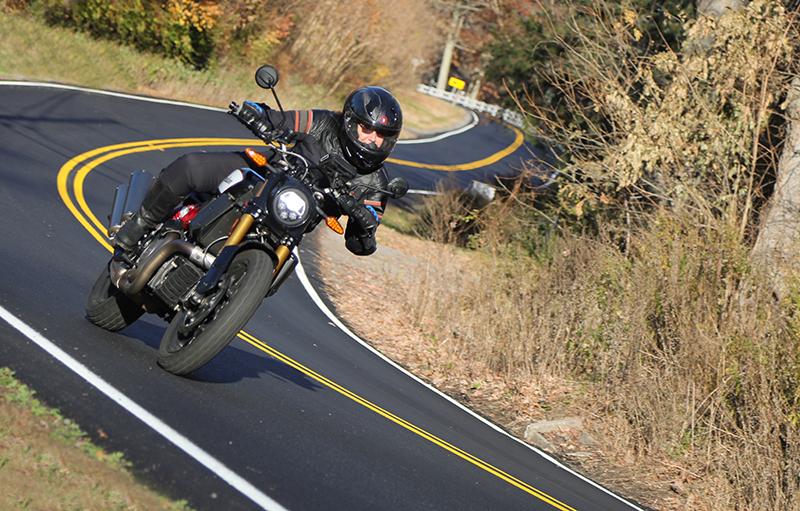 new bike review indian motorcycle ftr 1200 s v-twin roadster tricia szulewski riding