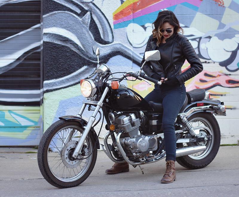 riding italian in harley town this milwaukee rider is ducati proud honda rebel