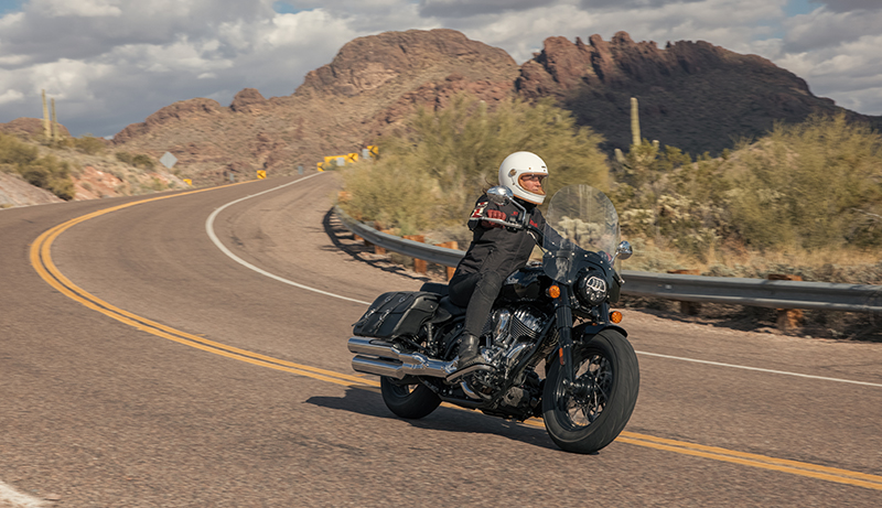 new motorcycle review 2022 indian motorcycle chief touring woman rider