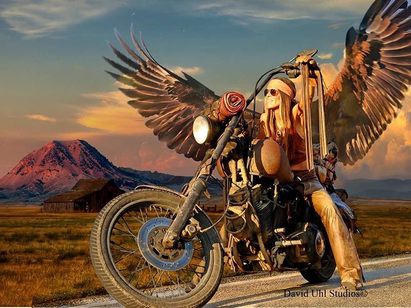 backroads with betsy david uhl free spirit