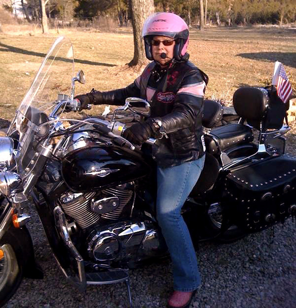 grandma rides a road king and finds courage along the way suzuki boulevard