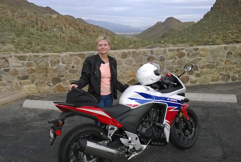 learning to ride the right way gates pass tuscon arizona