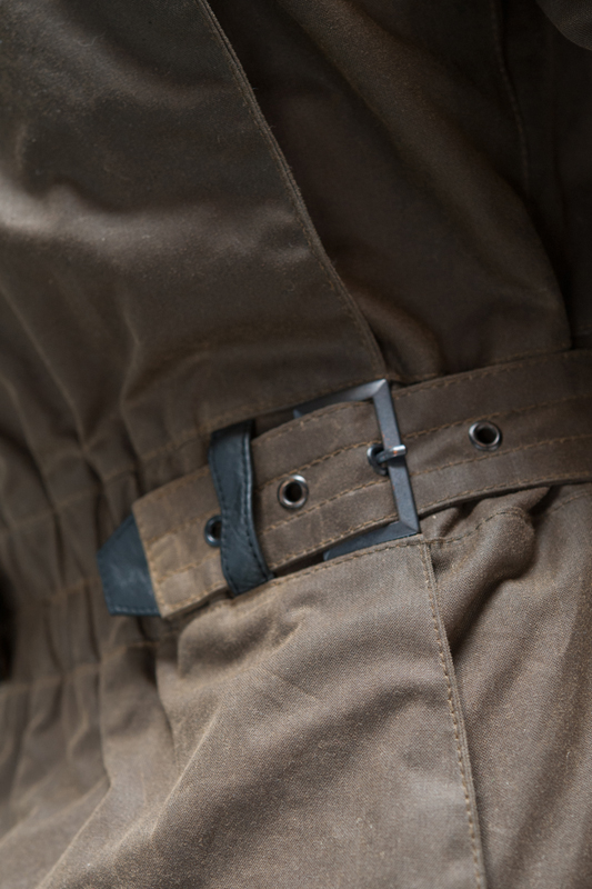 rsd ginger jacket waist adjustability