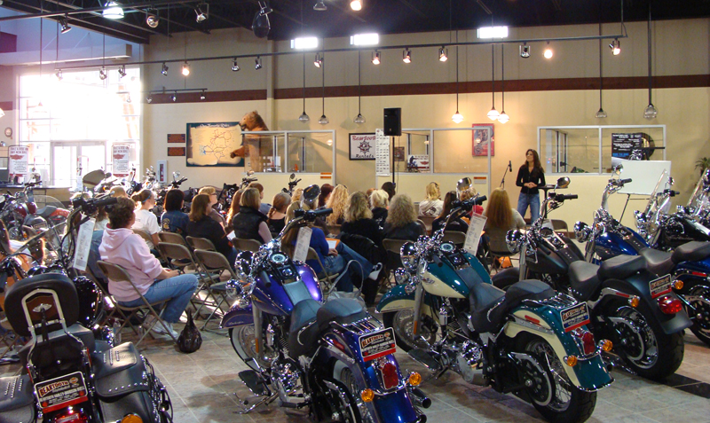 9 ways to find a riding buddy garage party
