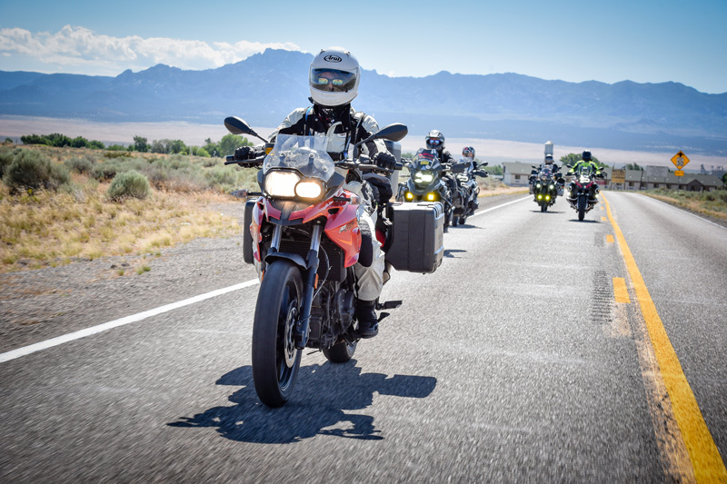 large scale womens motorcycle ride wraps up in san francisco riders