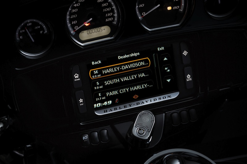 Harley-Davidson's Project RUSHMORE Boom Box System