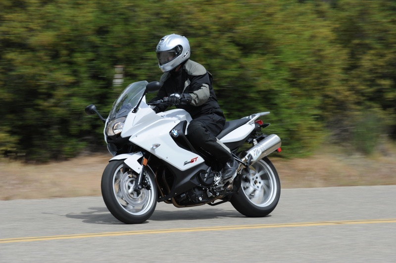 BMW F 800 GT Review Windshield