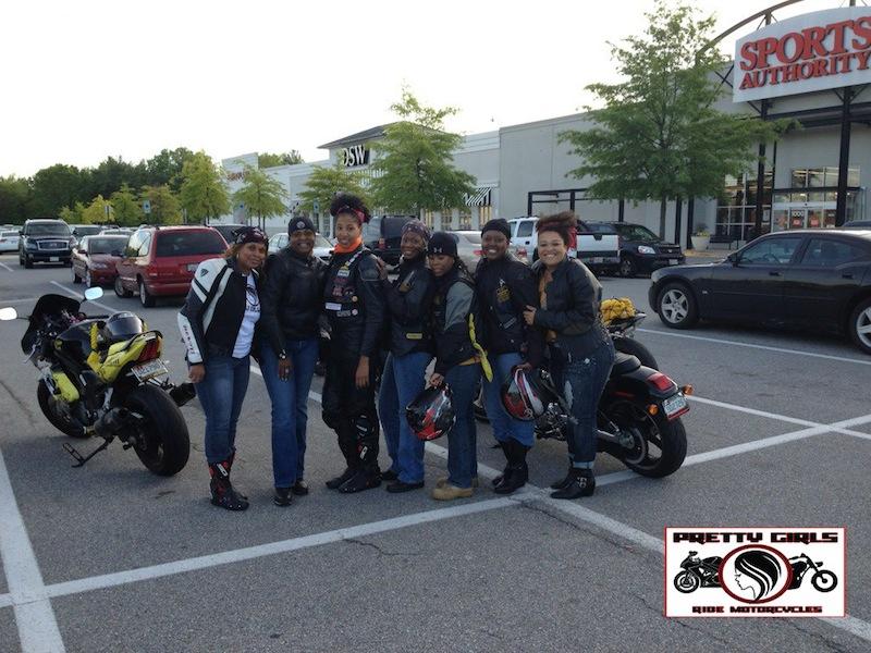 International Female Ride Day Richmond, Virginia