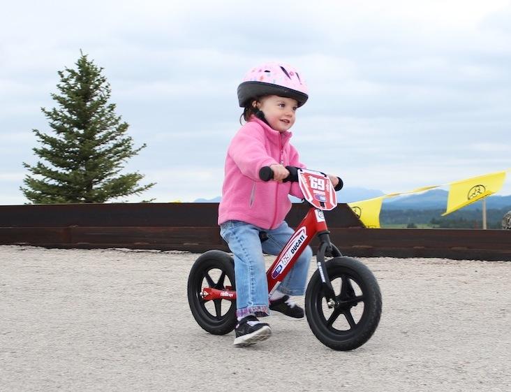 Strider Bikes Cool New Racing Model Nicky Haden