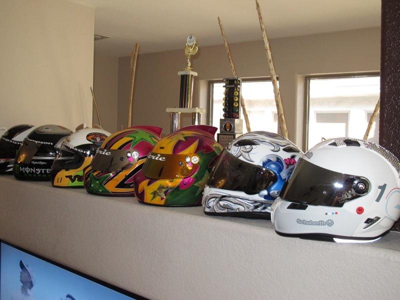 Valerie Thompson Profile Helmets