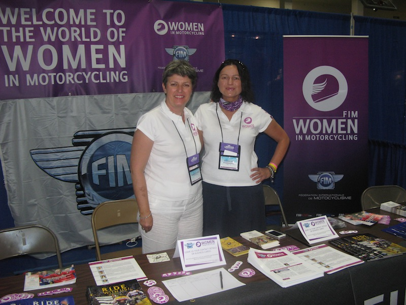 FIM Women in Motorcycling Commission