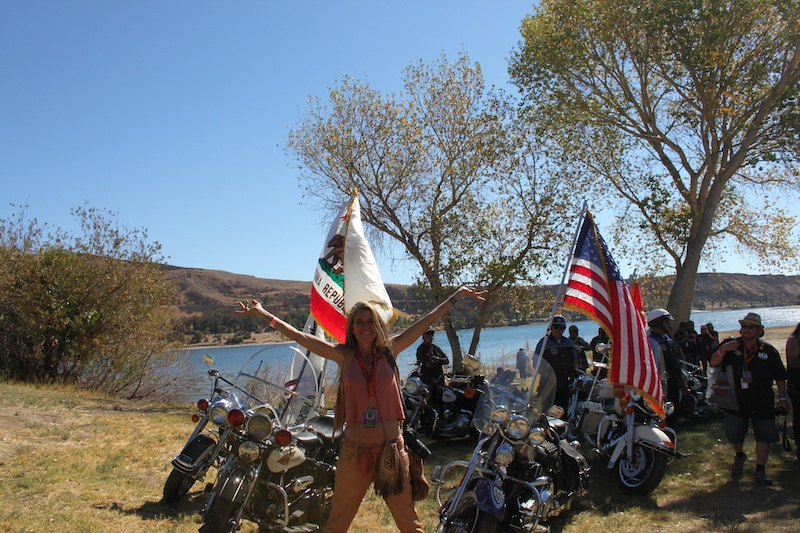 Backroads with Besty Love Ride 30 Castaic Lake