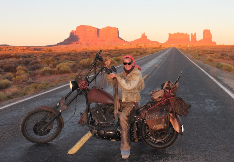 Backroads With Betsy Riding the Rez Part  1 Monument Valley Betsy