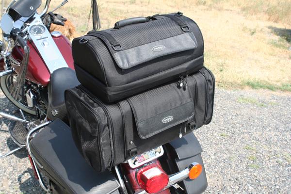 review dowco iron rider luggage