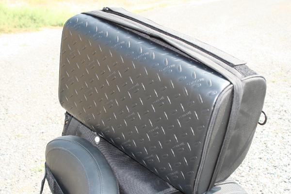 review dowco iron rider luggage sturdy bottom