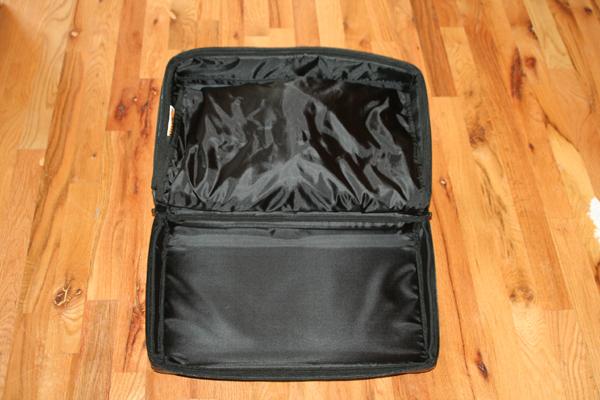 review dowco iron rider luggage garment bag folded