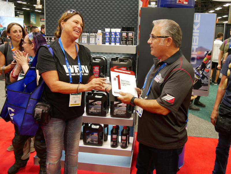 Women's Favorite Riding Gear, Products, and Accessories_Liqui Moly