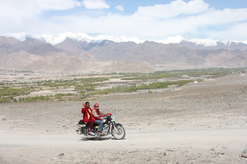 Backroads with Betsy Motorcycling in the Himalayas Ladakh