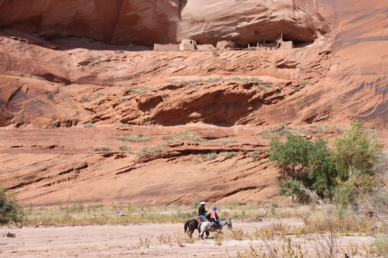Backroads with Betsy Riding the Rez horseback riders