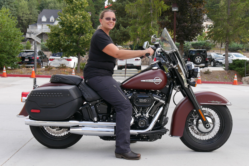 review 2018 harley-davidson softails heritage seat