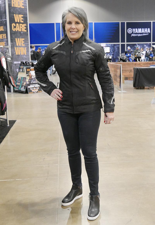 WRN Presents Winners at Denver IMS Sharp AGVSport jacket