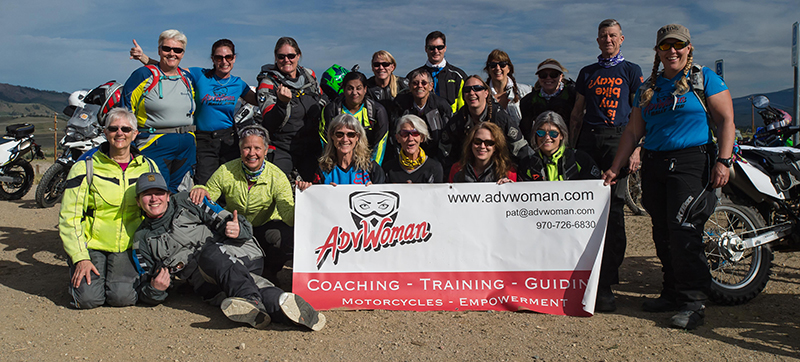adventure rider advwoman rally 2017 pat jacques