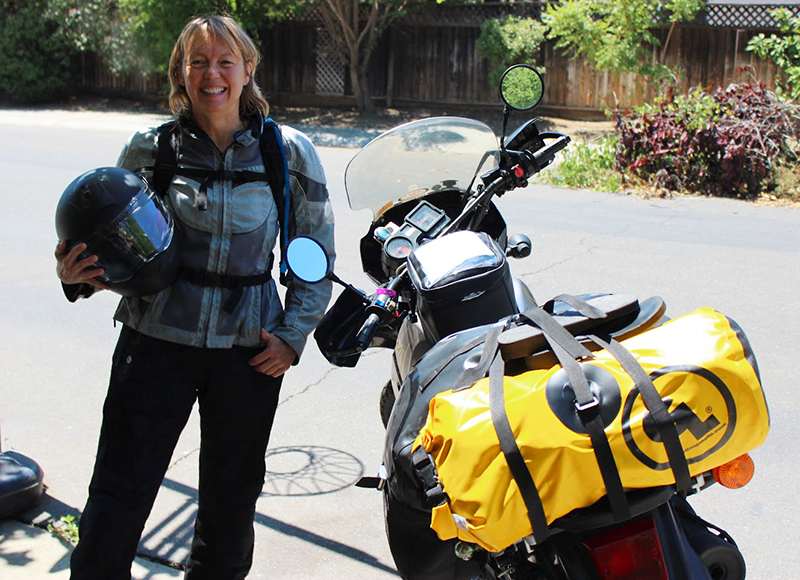 motorcycling safely in a pandemic carla king adventure rider