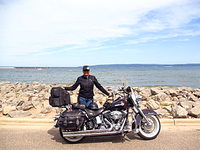 How Harley-Davidson Motorcycles Saved My Soul Solo Tour