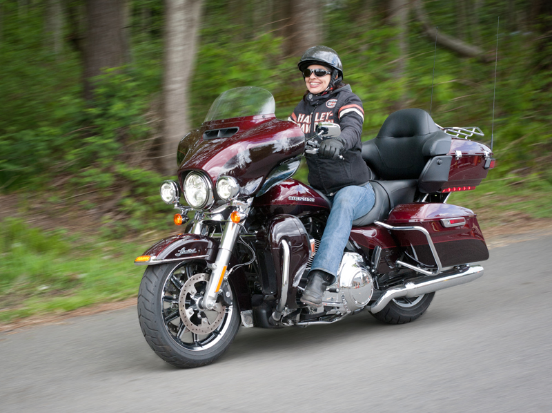 top 5 touring motorcycles women are riding now ultra limited