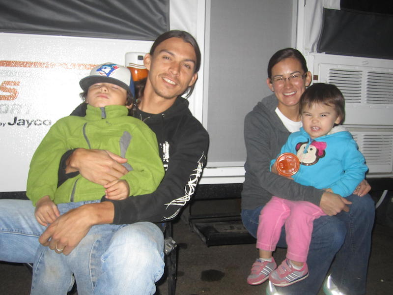 Backroads With Betsy Riding the Rez Part 1 Shaun and Melissa Martin Kids